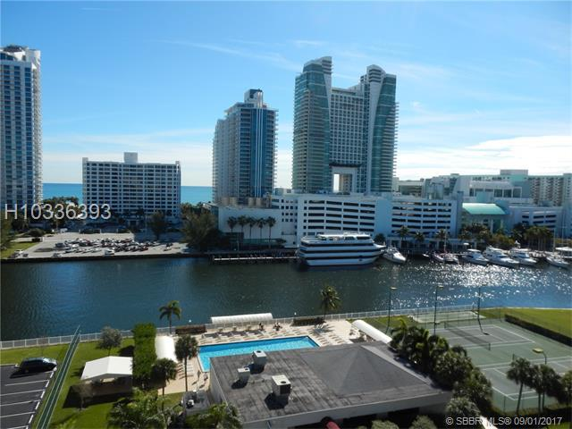 600 Parkview Dr #728, Hallandale, FL 33009 (MLS #H10336393) :: Green Realty Properties