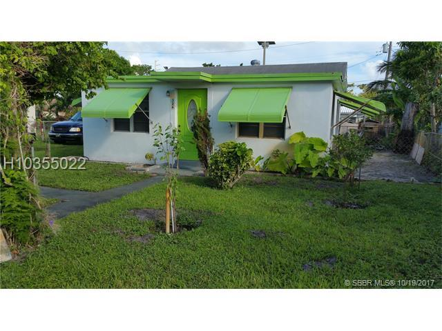 326 SW 16th St, Dania Beach, FL 33004 (MLS #H10355022) :: RE/MAX Presidential Real Estate Group