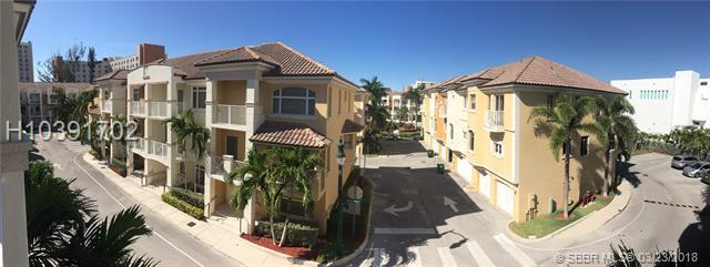 2712 184th Ter #2712, Aventura, FL 33160 (MLS #H10391702) :: Green Realty Properties