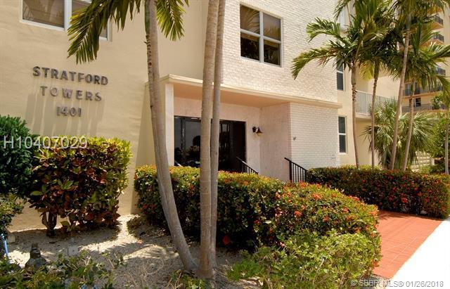 1401 Ocean Dr #201, Hollywood, FL 33019 (MLS #H10407029) :: Green Realty Properties