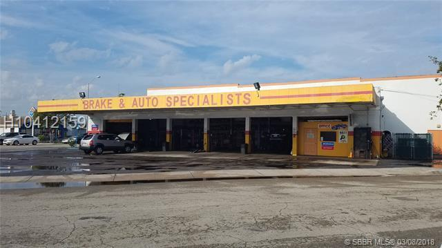 12605 Dixie Hwy, North Miami, FL 33161 (MLS #H10412159) :: Green Realty Properties
