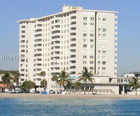 3111 Ocean Dr #1412, Hollywood, FL 33019 (MLS #H10413043) :: Green Realty Properties