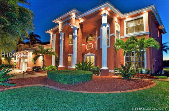 4908 195th Ter, Miramar, FL 33029 (MLS #H10424441) :: Green Realty Properties