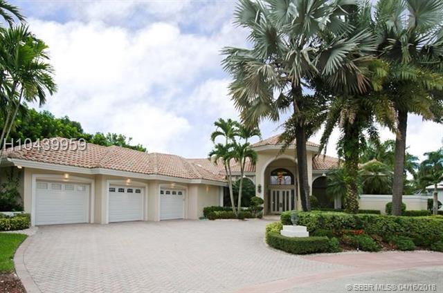 3101 Birkdale, Weston, FL 33332 (MLS #H10439959) :: Green Realty Properties