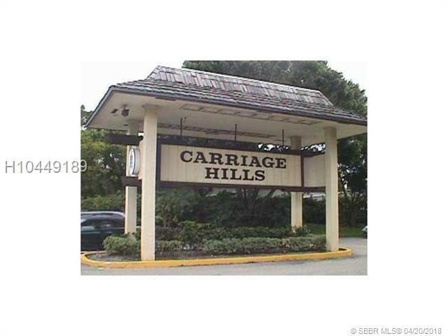 128 Gate Rd 2-67, Hollywood, FL 33024 (MLS #H10449189) :: Green Realty Properties