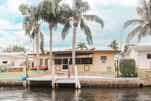 826 Argonaut Is, Dania Beach, FL 33004 (MLS #H10452791) :: Green Realty Properties