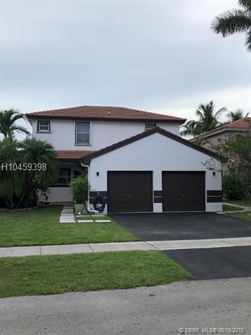 19197 22nd St, Pembroke Pines, FL 33029 (MLS #H10459398) :: Green Realty Properties