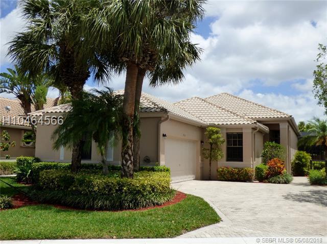 4464 Barclay Fair Way, Lake Worth, FL 33449 (MLS #H10464566) :: Green Realty Properties