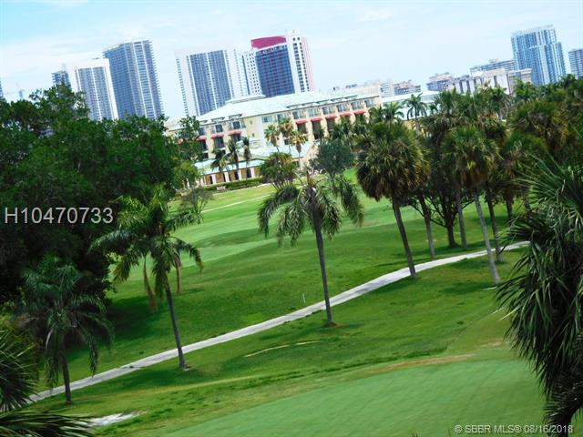 600 14th Ave #416, Hallandale, FL 33009 (MLS #H10470733) :: Green Realty Properties