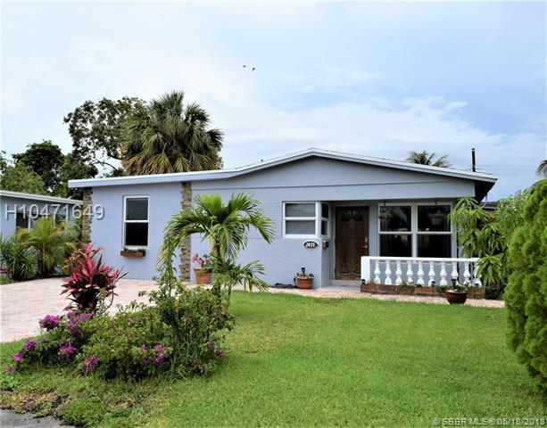 2431 Thomas St, Hollywood, FL 33020 (MLS #H10471649) :: Green Realty Properties