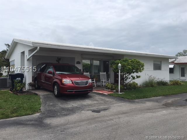 2401 Park Ln #115, Hollywood, FL 33021 (MLS #H10475515) :: Green Realty Properties