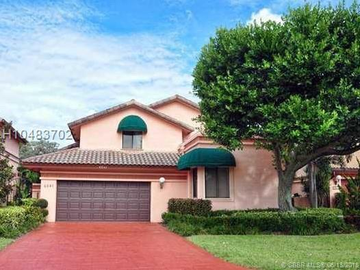 6541 Via Rosa, Boca Raton, FL 33433 (MLS #H10483702) :: Green Realty Properties