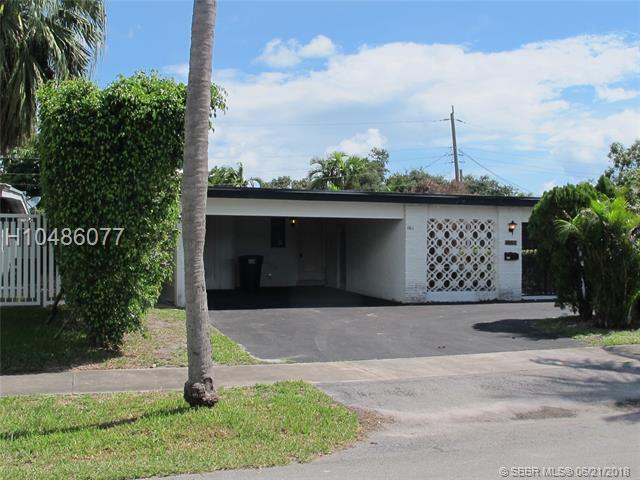 1961 185th Ter, North Miami Beach, FL 33179 (MLS #H10486077) :: Green Realty Properties