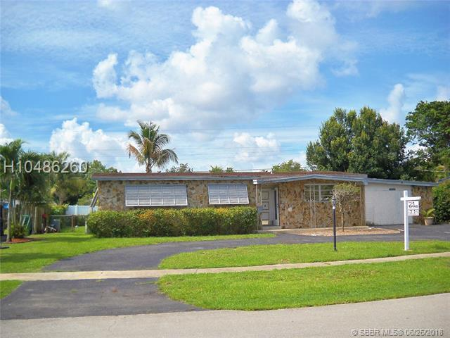 6870 14th Ct, Plantation, FL 33313 (MLS #H10486260) :: Green Realty Properties