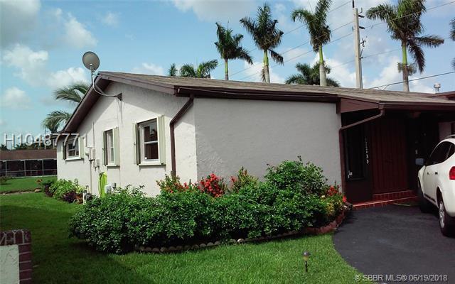 11500 42 STREET, Sunrise, FL 33323 (MLS #H10487771) :: Green Realty Properties
