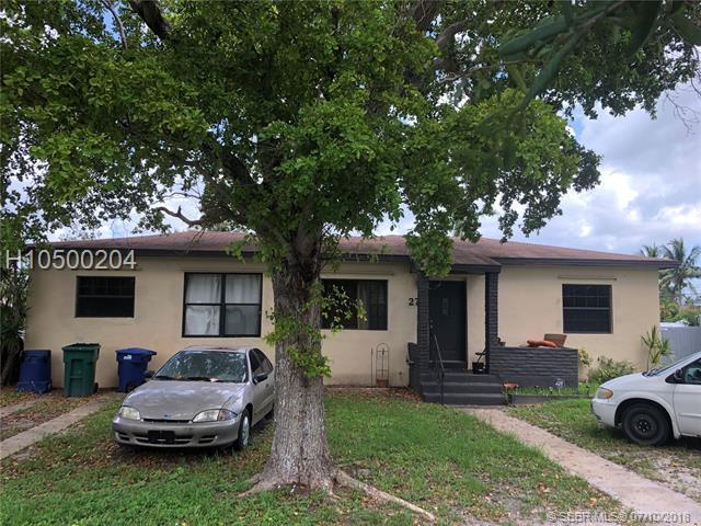 271 143rd St, Miami, FL 33168 (MLS #H10500204) :: Green Realty Properties