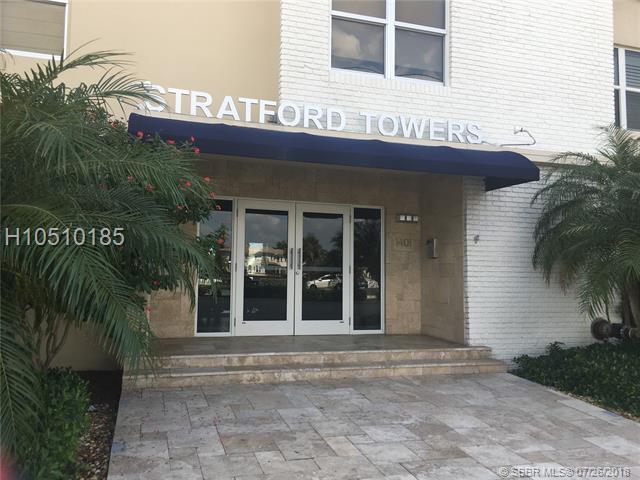 1401 Ocean Dr #206, Hollywood, FL 33019 (MLS #H10510185) :: Green Realty Properties