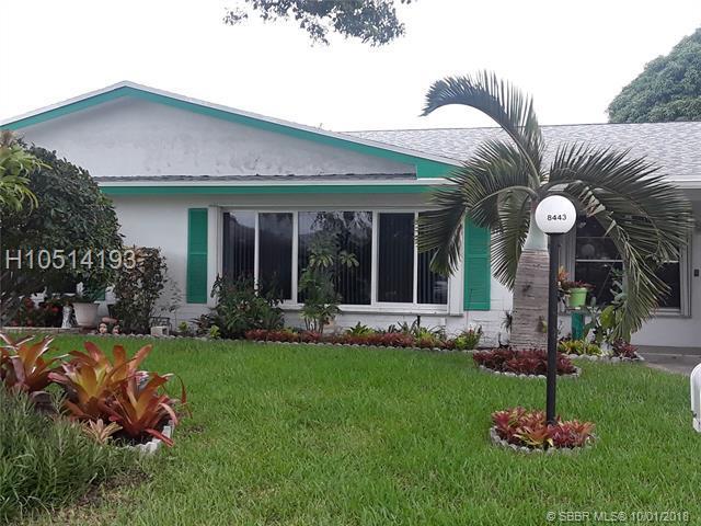 8443 12th St C69, Plantation, FL 33322 (MLS #H10514193) :: Green Realty Properties