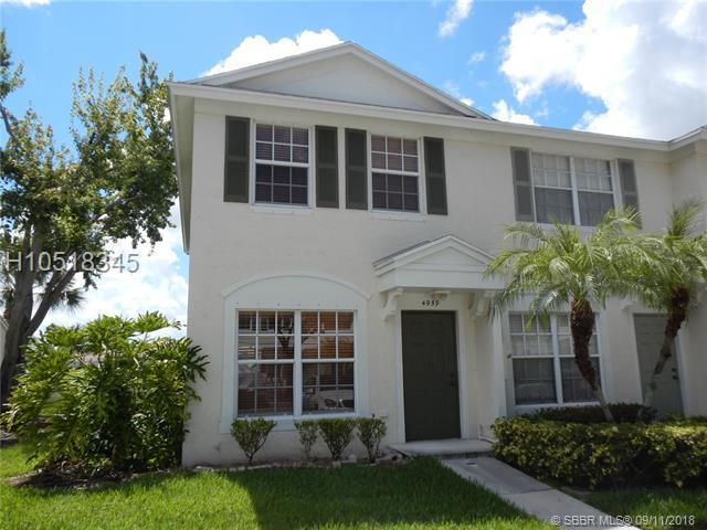 4959 31st Ter #94, Fort Lauderdale, FL 33312 (MLS #H10518345) :: Green Realty Properties