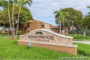 2913 Missionwood Ln B-Ii, Miramar, FL 33025 (MLS #H10522607) :: Green Realty Properties