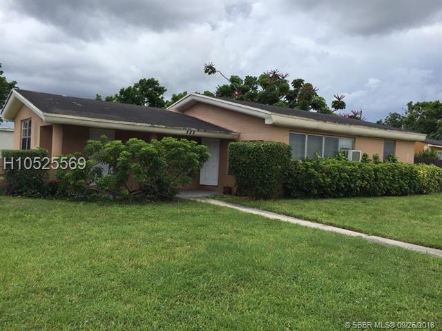 500 183rd Street, Miami Gardens, FL 33169 (MLS #H10525569) :: Green Realty Properties