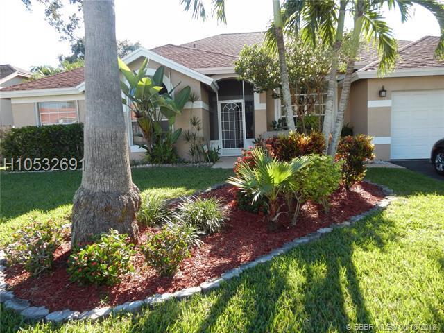 1146 149th Ln, Sunrise, FL 33326 (MLS #H10532691) :: Green Realty Properties