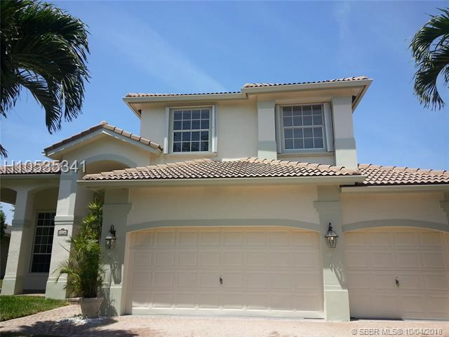 1236 Ginger Cir, Weston, FL 33326 (MLS #H10535341) :: Green Realty Properties