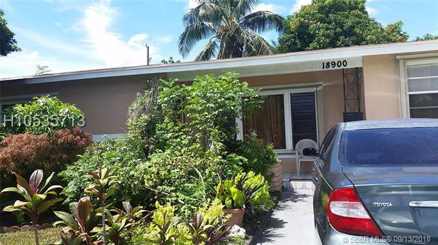 18900 7th Ave, Miami, FL 33169 (MLS #H10535713) :: Green Realty Properties