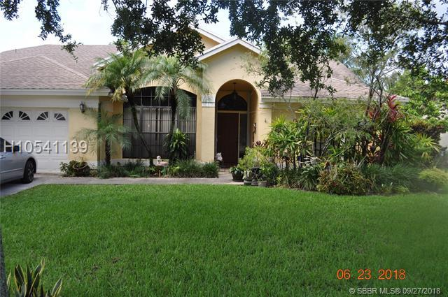 4542 50th St, Coconut Creek, FL 33073 (MLS #H10541139) :: Green Realty Properties
