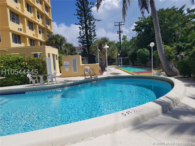 2400 9th St #302, Fort Lauderdale, FL 33304 (MLS #H10544445) :: Green Realty Properties