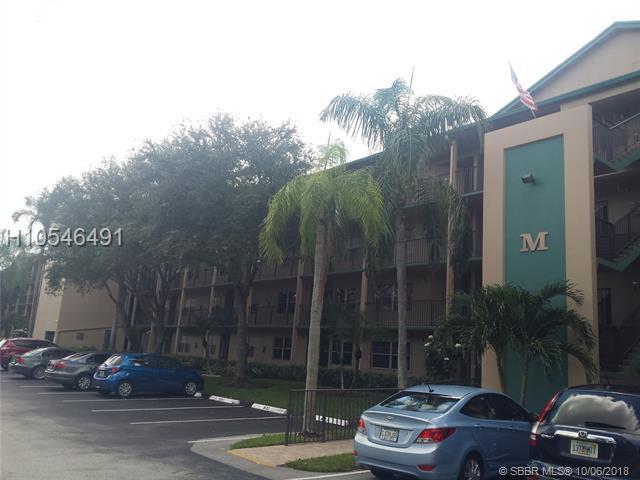 12500 5th Ct 307 M, Pembroke Pines, FL 33027 (MLS #H10546491) :: Green Realty Properties