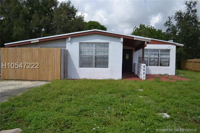 6601 Lincoln St, Hollywood, FL 33024 (MLS #H10547222) :: Green Realty Properties