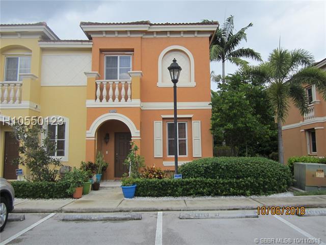 8919 18th St #407, Miramar, FL 33025 (MLS #H10550123) :: Green Realty Properties