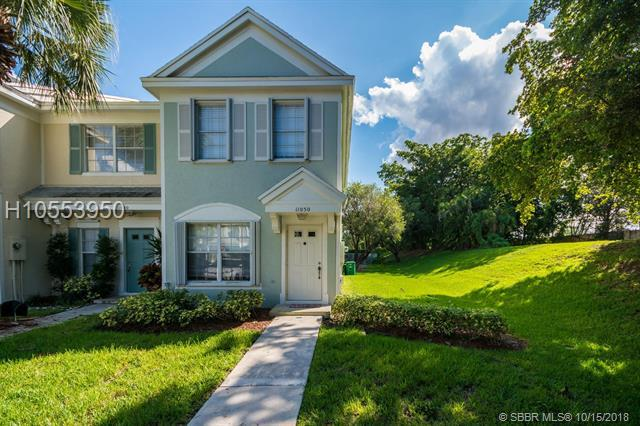 11050 Tarpon Bay Ct #2, Tamarac, FL 33321 (MLS #H10553950) :: Green Realty Properties