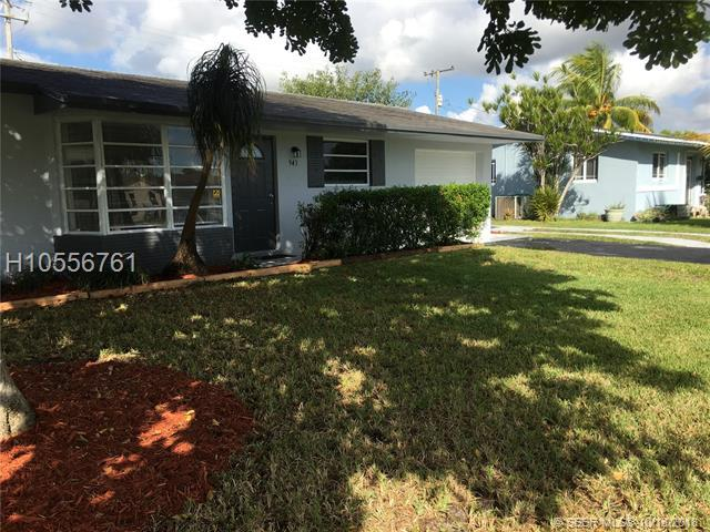 943 River Dr, Margate, FL 33063 (MLS #H10556761) :: Green Realty Properties