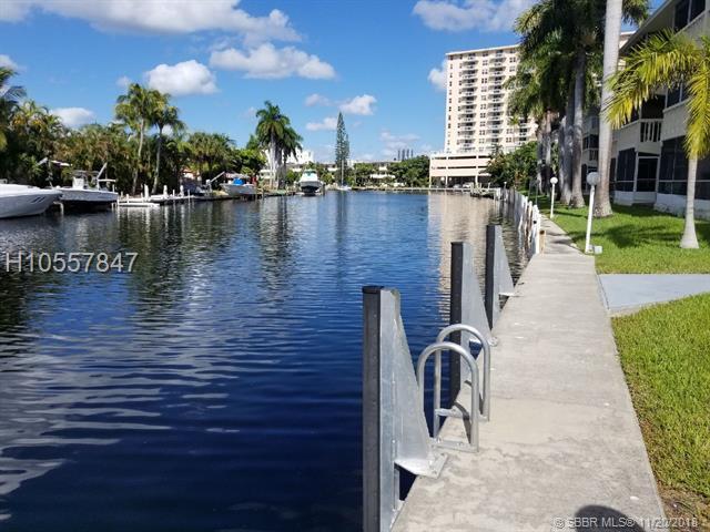 470 Paradise Isle Blvd #209, Hallandale, FL 33009 (MLS #H10557847) :: Green Realty Properties