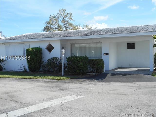 3242 Abbott Ln #105, Hollywood, FL 33021 (MLS #H10565388) :: Green Realty Properties