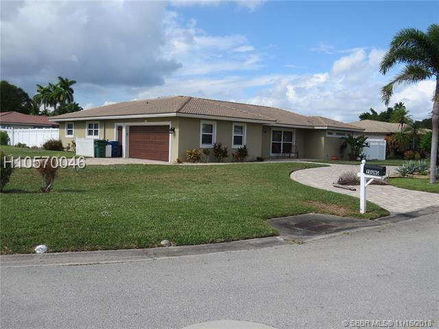 2320 114th Ave, Coral Springs, FL 33065 (MLS #H10570046) :: Green Realty Properties