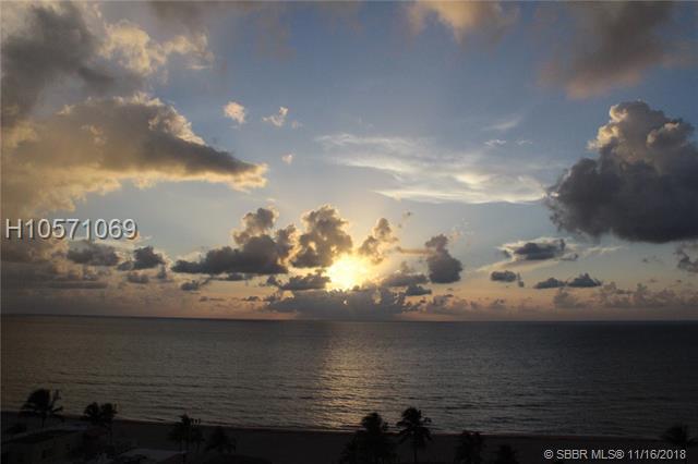 1501 Ocean Dr #602, Hollywood, FL 33019 (MLS #H10571069) :: Green Realty Properties