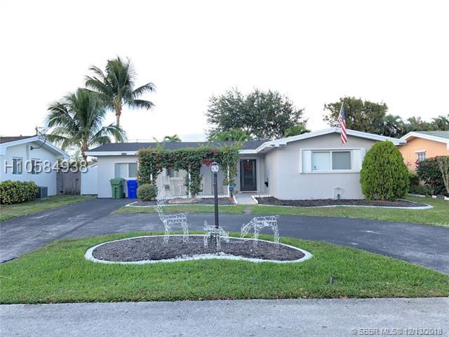 8861 15th St, Pembroke Pines, FL 33024 (MLS #H10584938) :: Green Realty Properties