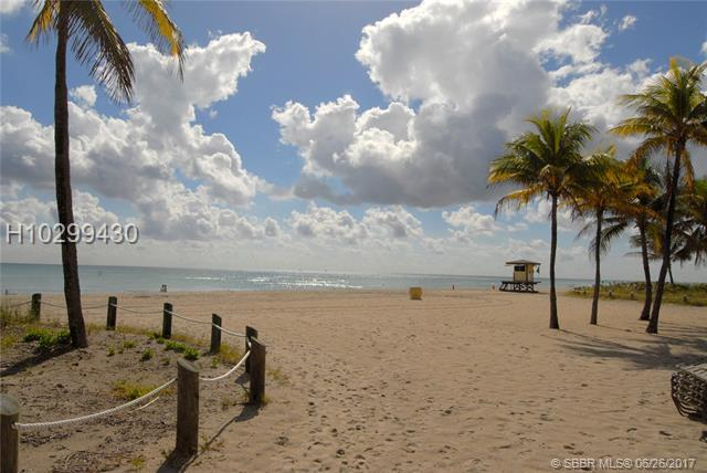 1410 Ocean Dr #308, Hollywood, FL 33019 (MLS #H10299430) :: Green Realty Properties