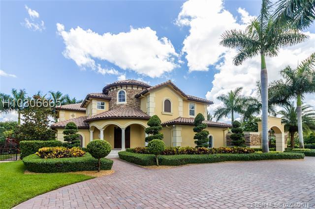 14280 Jockey Cir, Davie, FL 33330 (MLS #H10306665) :: Green Realty Properties