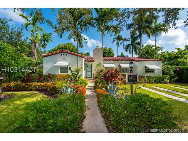 90 106th St, Miami Shores, FL 33138 (MLS #H10314457) :: RE/MAX Presidential Real Estate Group