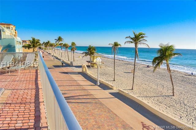 3111 Ocean Dr #801, Hollywood, FL 33019 (MLS #H10410815) :: Green Realty Properties