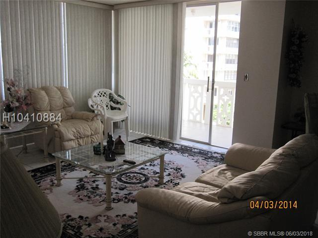 1817 Ocean Dr #415, Hallandale, FL 33009 (MLS #H10410884) :: Green Realty Properties