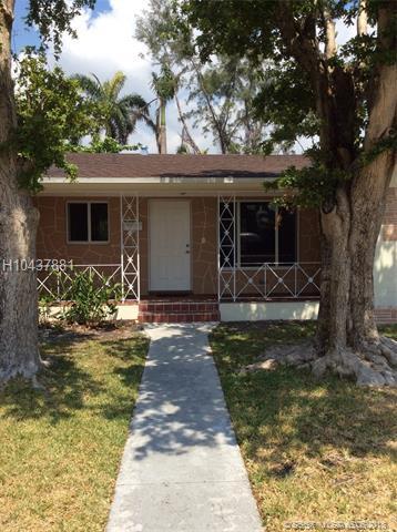 961 81st St, Miami, FL 33138 (MLS #H10437881) :: Green Realty Properties