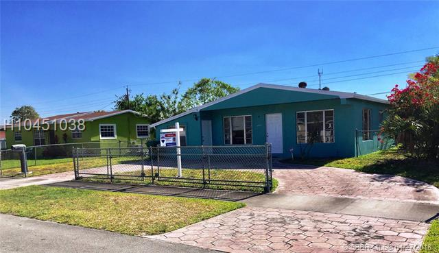 20425 23rd Ave, Miami Gardens, FL 33056 (MLS #H10451038) :: RE/MAX Presidential Real Estate Group