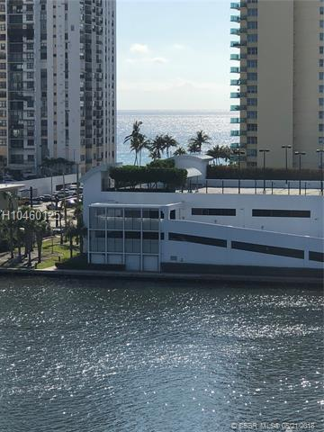 1000 Parkview Dr #906, Hallandale, FL 33009 (MLS #H10460125) :: Green Realty Properties