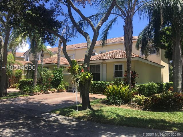 1501 Yellowheart Way #1501, Hollywood, FL 33019 (MLS #H10504590) :: Green Realty Properties