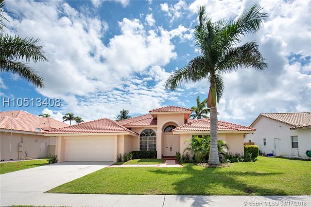 7484 Rosewood Cir, Boca Raton, FL 33487 (MLS #H10513408) :: Green Realty Properties